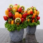 Ovocná kytica 1kg mix