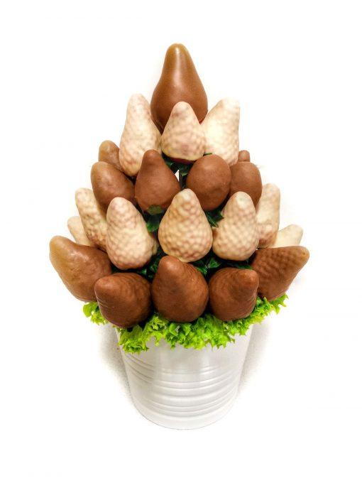 Jahodová kytica v čokoláde od FRESH SNACK Trenčín