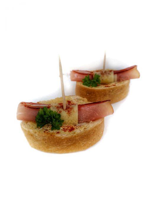 Proscuitová kanapka od FRESH SNACK Trenčín