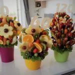 Ovocné a mäsové kytice od FRESH SNACK