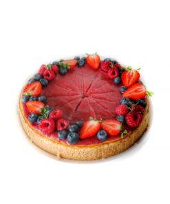 Cheesecake ochutený od FRESH SNACK Trenčín