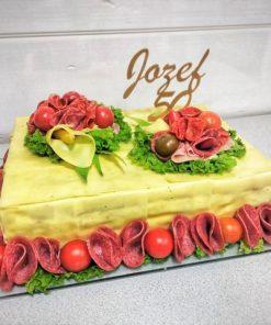 Slaná torta L Fresh snack TRENČÍN