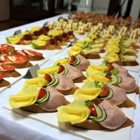 Chlebíčky Catering Trenčín FRESH SNACK