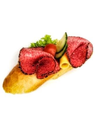Premium salámový chlebíček od FRESH SNACK Trenčín