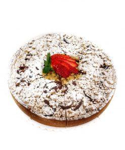 Slivkový koláč od FRESH SNACK Trenčín