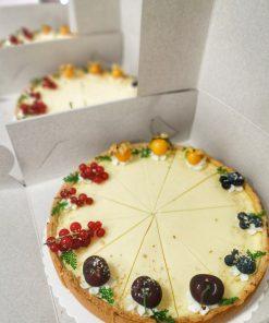 Cheesecake 4 ročné obdobia od FRESH SNACK Trenčín