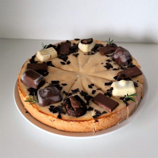 Cheesecake karamel od FRESH SNACK Trenčín
