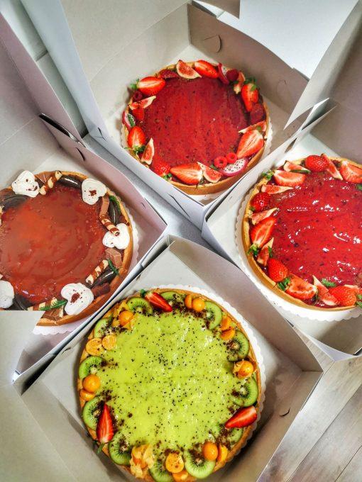 Mix cheesecake lahodný od FRESH SNACK Trenčín