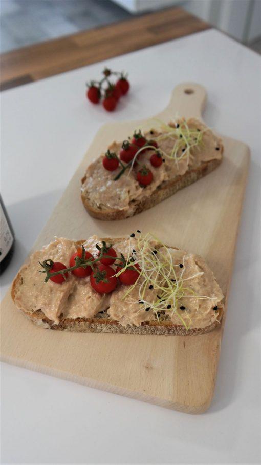Excluzívny chlebíček od FRESH SNACK TRenčín - tuniakový