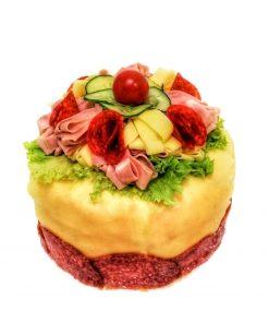 Slaná torta syrová KRUH od FRESH SNACK Trenčín