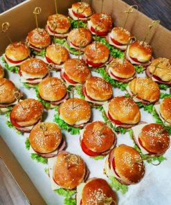 Miniburger od FRESH SNACK