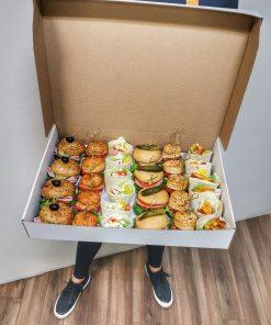 Moderný burger box od FRESH SNACK Trenčín