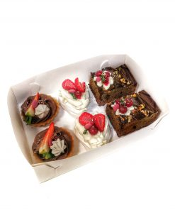 Valentínska krabička koláčikov pre 2 od FRESH SNACK Trenčín
