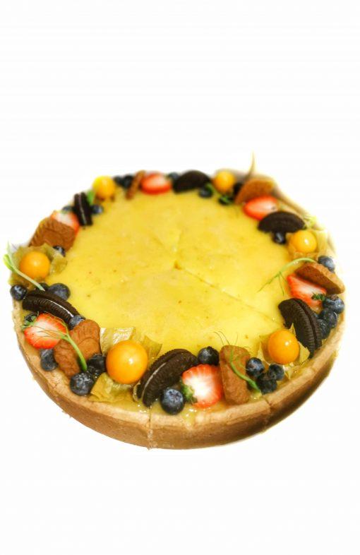 Cheesecake s ananásovou ganache od FRESH SNACK Trenčín
