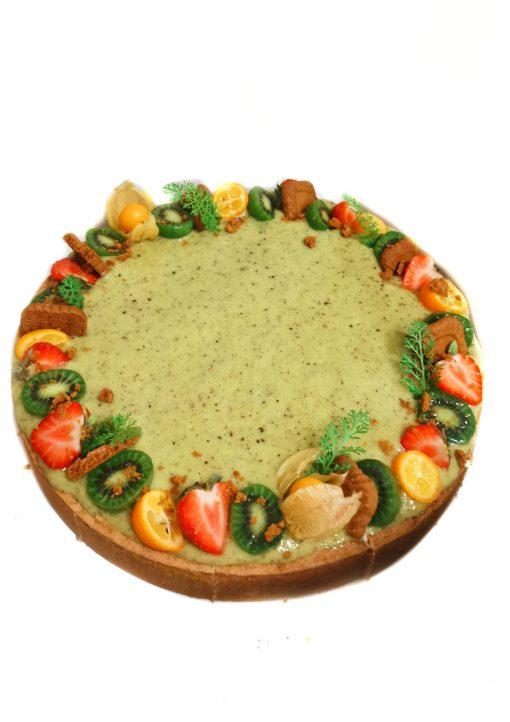 Cheesecake s kivovou ganache od FRESH SNACK Trenčín