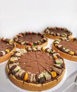 Cheesecake s čokoládovou ganache od FRESH SNACK Trenčín