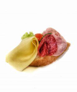 Prémiový parížsky chlebíček od FRESH SNACK Trenčín - najlepšie obložené chlebíčky v Trenčíne