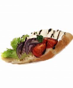 Hermelínový chlebíček - najlepšie obložené chlebíčky v Trenčíne